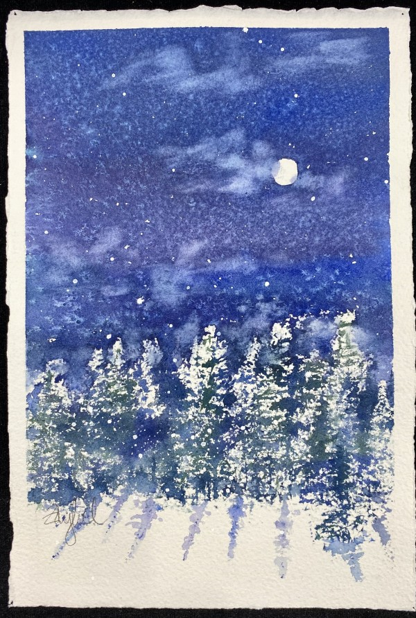 Silent Night 3 by Rebecca Zdybel