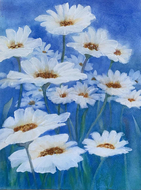 Dazzling Daisies by Rebecca Zdybel