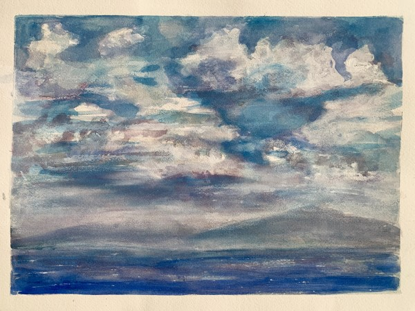 When Earth Meets Sky by Rebecca Zdybel