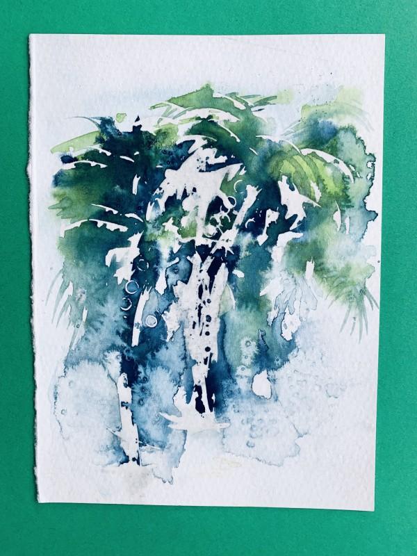 Palm Prints by Rebecca Zdybel