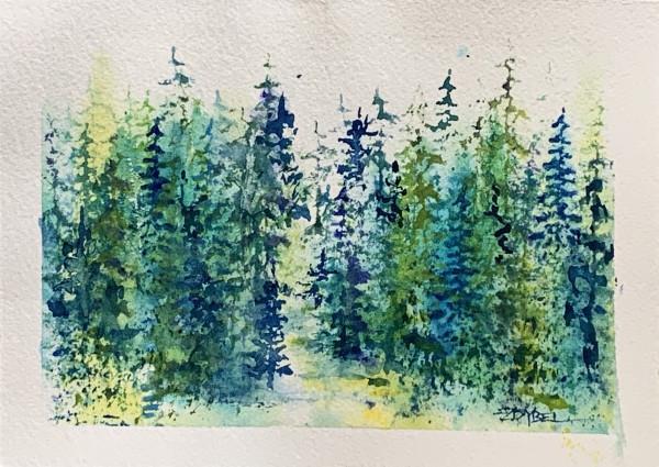Fantasy Fir 1 by Rebecca Zdybel