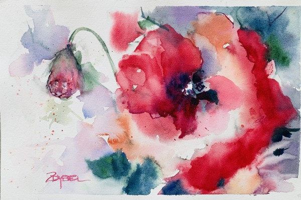 How I Feel about Roses by Rebecca Zdybel