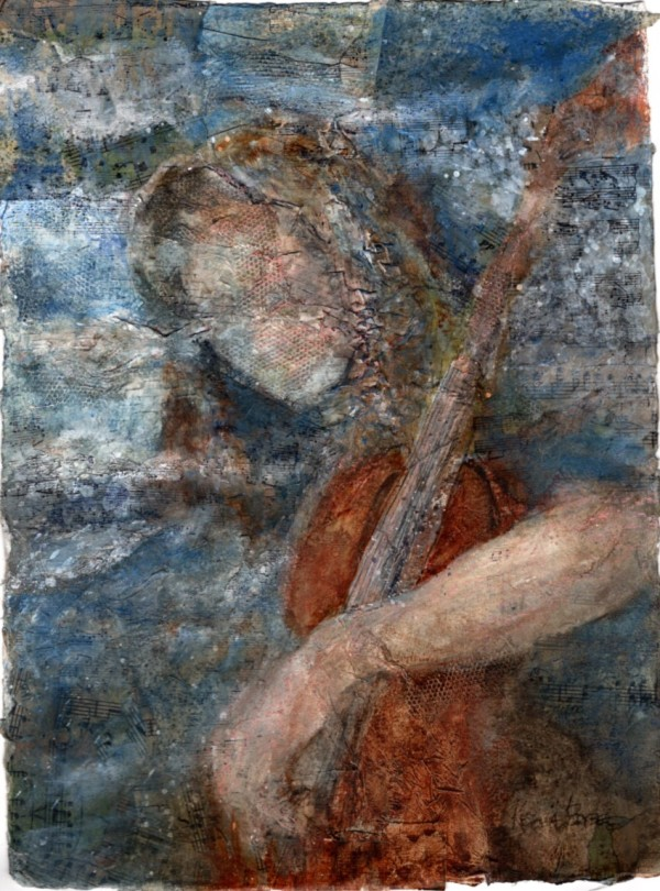 In Tune with the Flow by Rebecca Zdybel