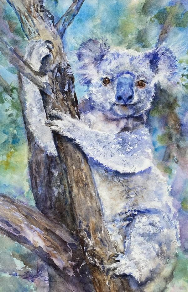 Tree Hugger by Rebecca Zdybel