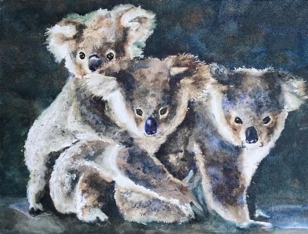 We Need a Hug by Rebecca Zdybel