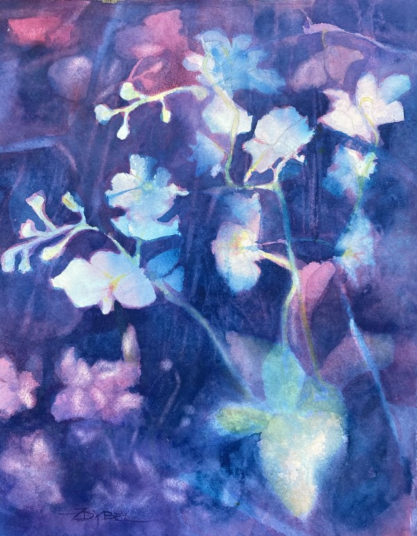 Wild Orchids by Rebecca Zdybel