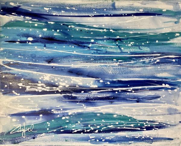 Splash by Rebecca Zdybel