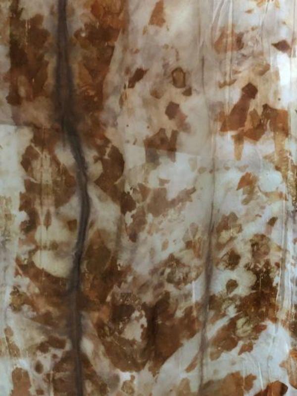 Eco Dye Pot Eucalytptus & Onion dyes