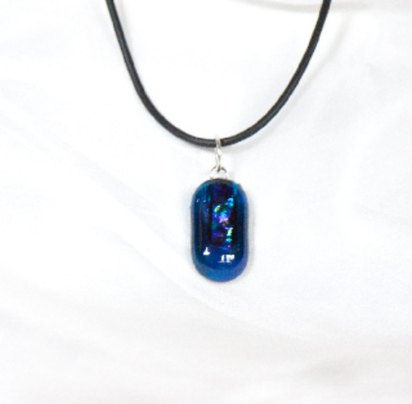 Night Sky Pendant -Shimmer small
