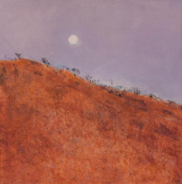Moonrise at Warmun