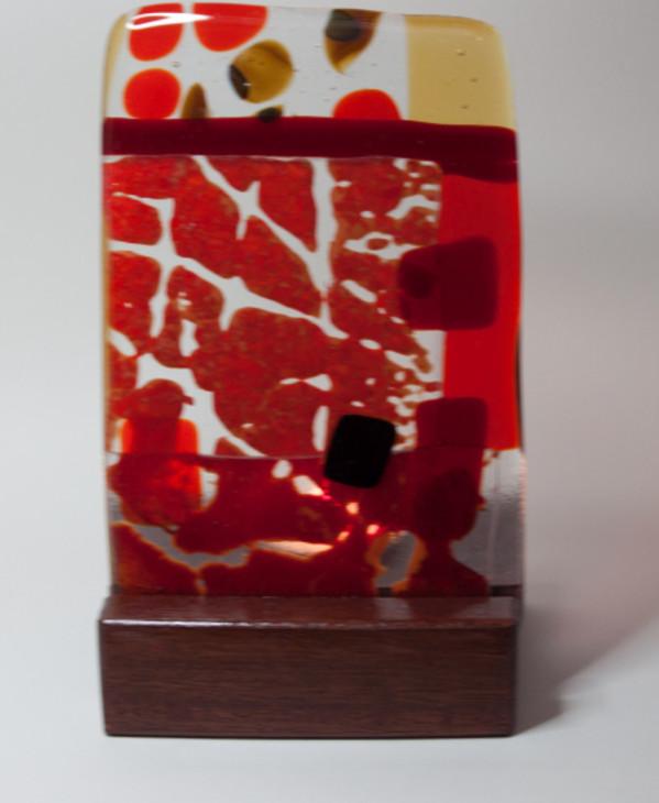 Red Rocks Tealight Large