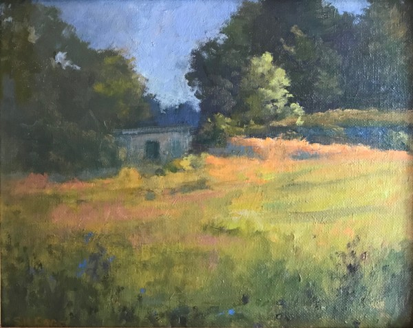 Raynor Farm by susan hope fogel