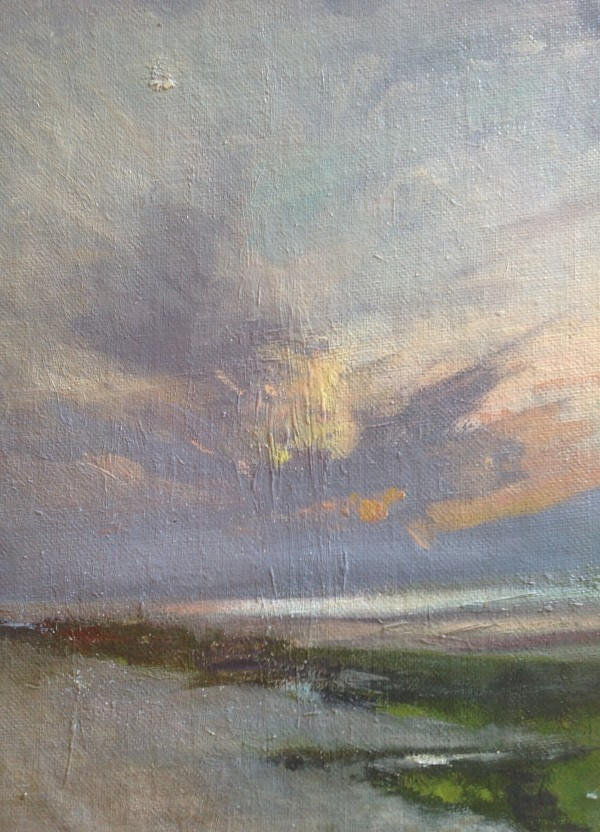 Clouds on the Cape by susan hope fogel