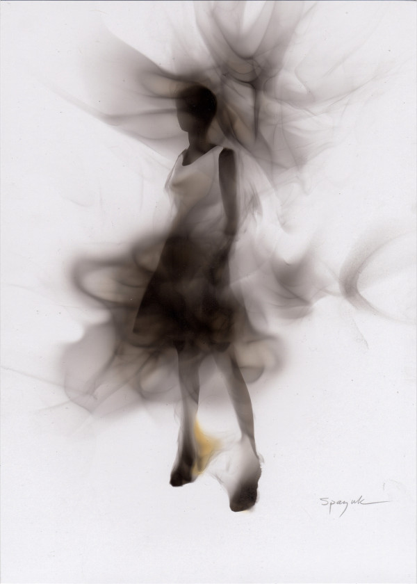 Smoky Silhouettes #11 till #20 by Steven Spazuk
