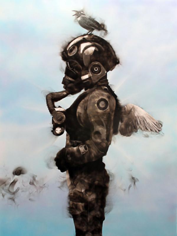 Hubris #9 by Steven Spazuk
