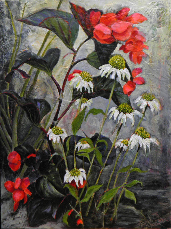 Burst and Bloom by Sharron Schoenfeld