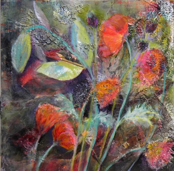 Garden Melody by Sharron Schoenfeld