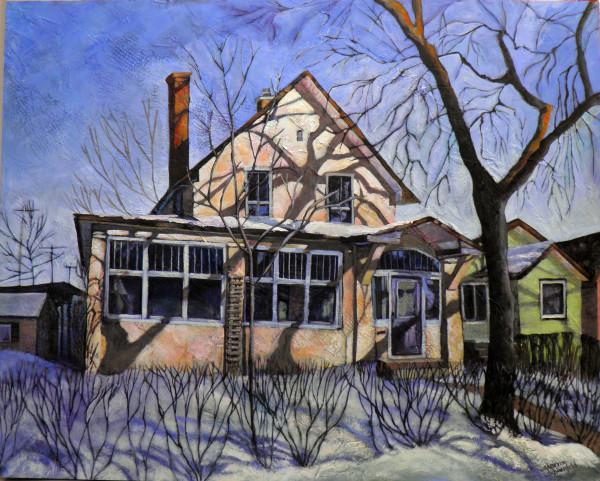 Landa Residence by Sharron Schoenfeld