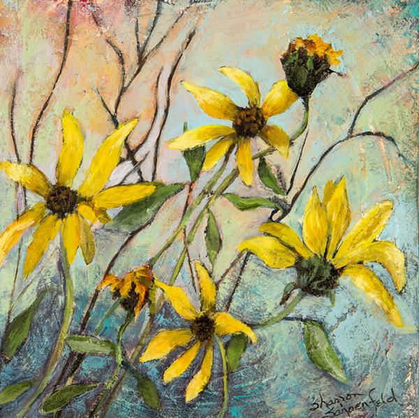 Happiness Is Yellow by Sharron Schoenfeld