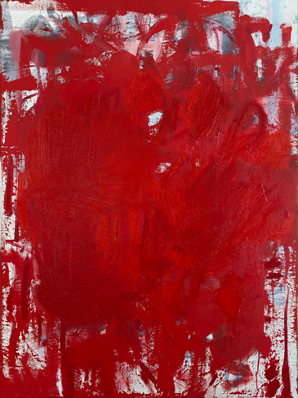RED 1 by Laura Letchinger