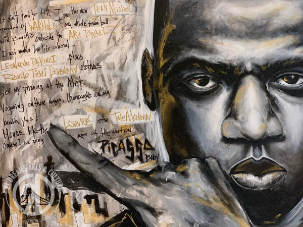 "Jay Z - ""Picasso Baby"" by Milton Madison"