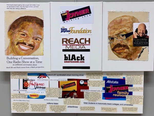 Tom Joyner by Deborah Shedrick