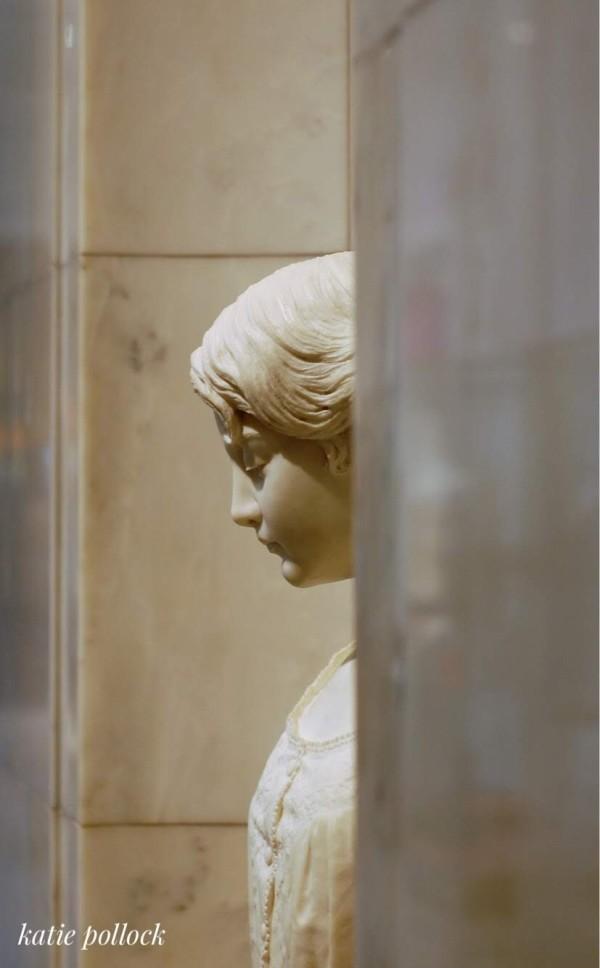 Between the Walls by Katie Buckinger