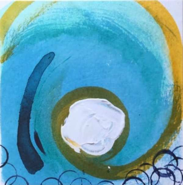 Island Spirit 7 by Julea Boswell