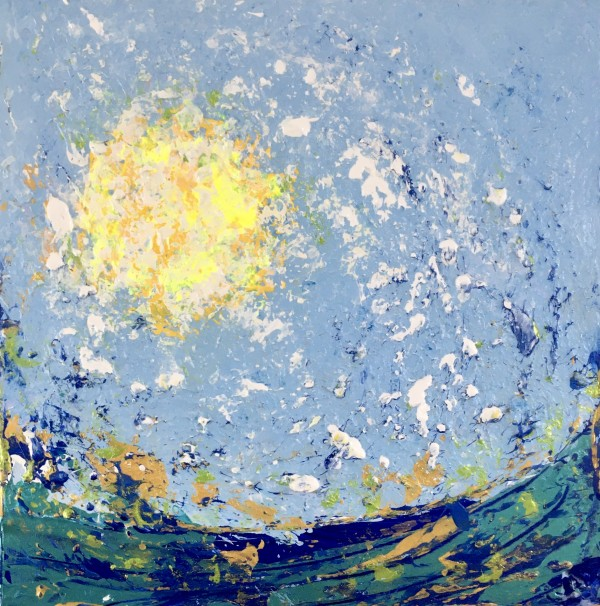 Sun and Sea no.2 by Julea Boswell