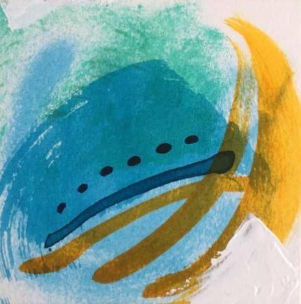 Island Spirit 3 by Julea Boswell