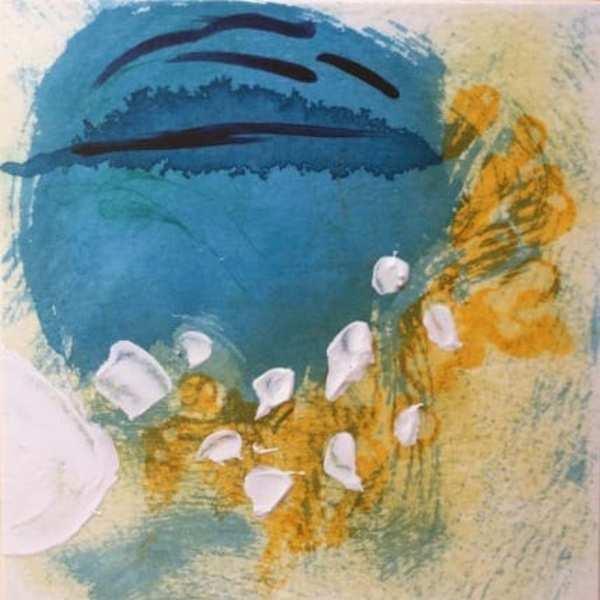 Island Spirit 8 by Julea Boswell
