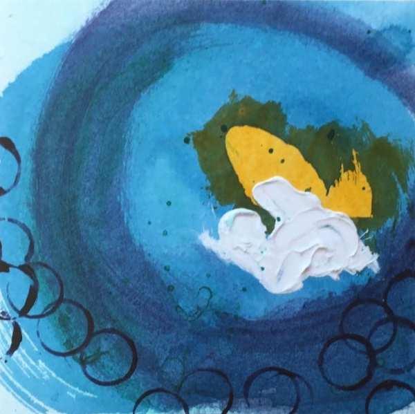 Island Spirit 9 by Julea Boswell