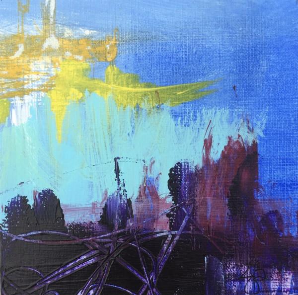Cloudy 3 by Julea Boswell Art