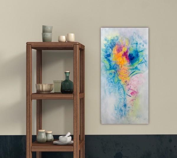 Heart Spin by Julea Boswell Art