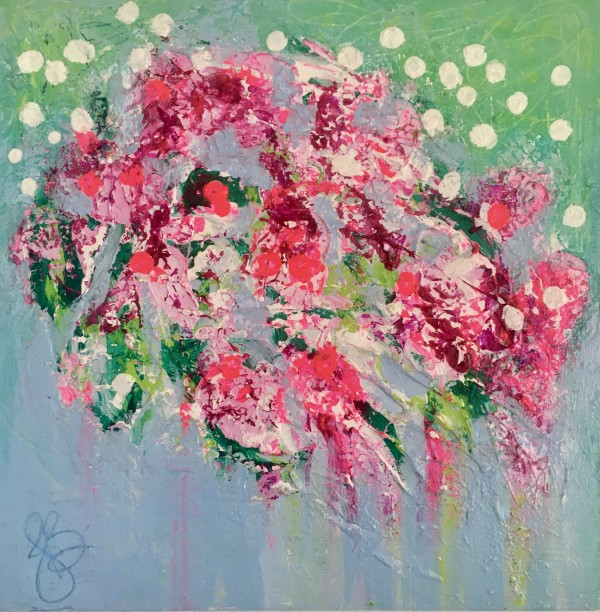 Chintz no.2 by Julea Boswell