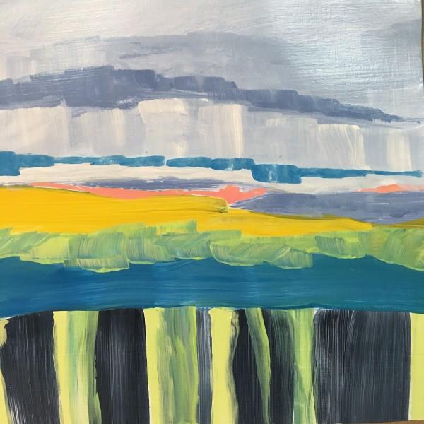 Wharf by Julea Boswell