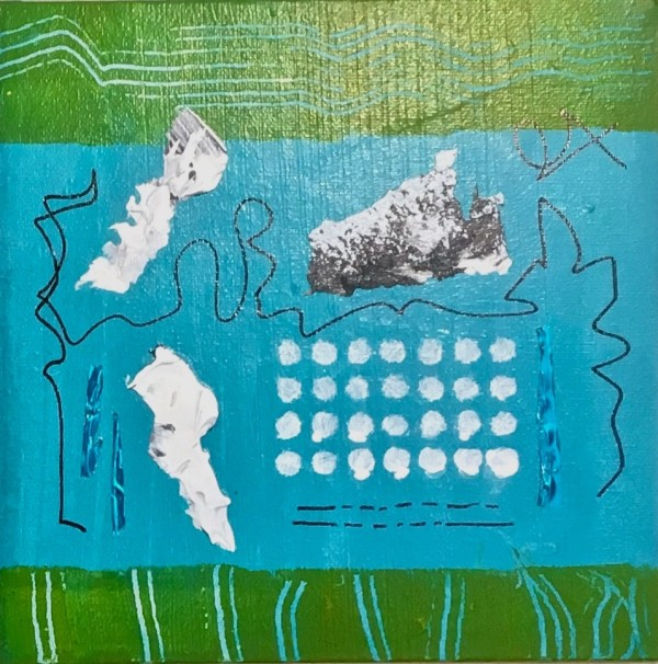 Improv #3 by Julea Boswell