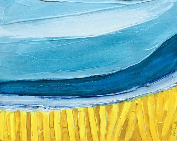 Breeze  off the Water, no. 3 by Julea Boswell