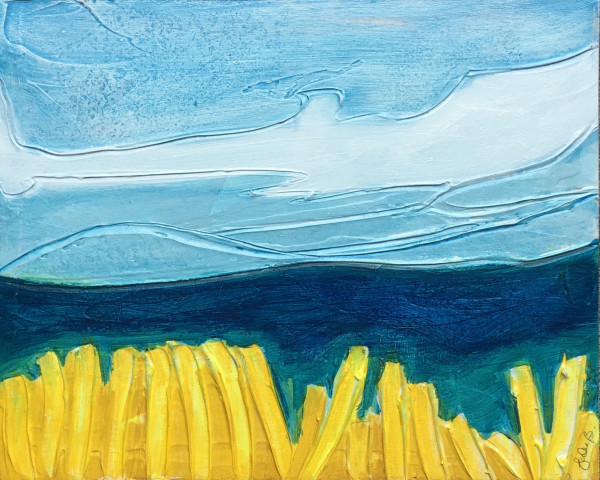 Breeze  off the Water, no. 1 by Julea Boswell