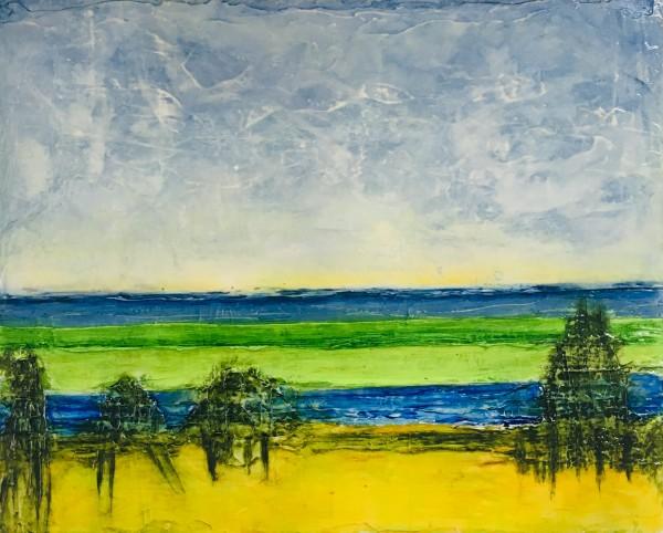 Barachois #1 by Julea Boswell