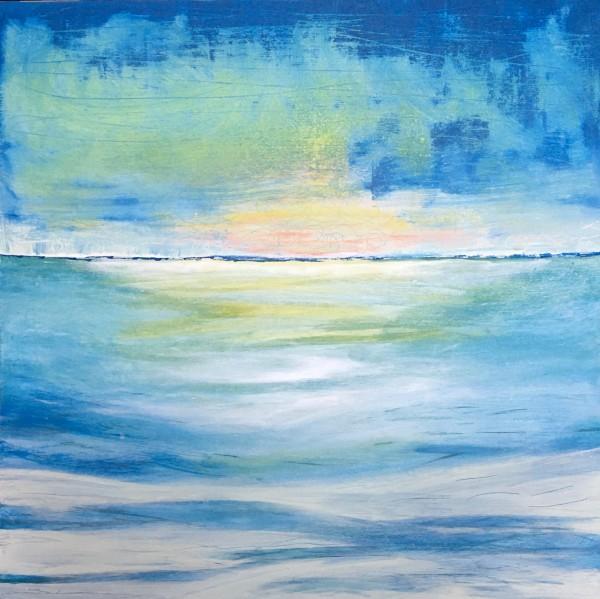 Happy Summer Blues by Julea Boswell