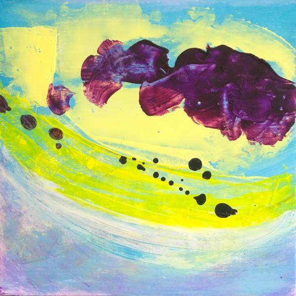 Risk of Thunder by Julea Boswell Art