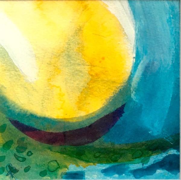 Ocean Joy no.1 by Julea Boswell Art
