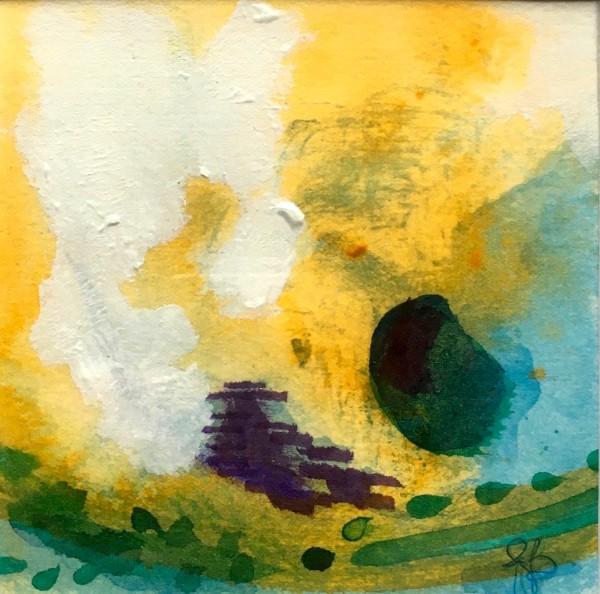 Ocean Joy no.3 by Julea Boswell