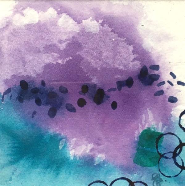 Ocean Joy no.11 by Julea Boswell Art