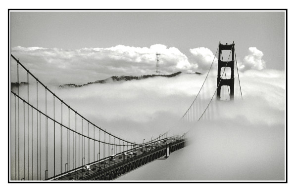 Above the Fog by Wes Odell