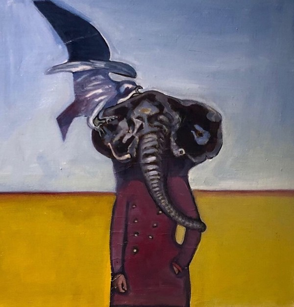 Elephant Prophecy by Judith Estrada Garcia
