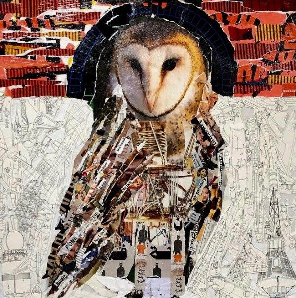 Owl IQ by Judith Estrada Garcia