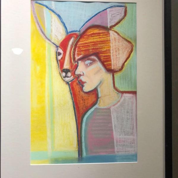 Dear/Deer by Judith Estrada Garcia
