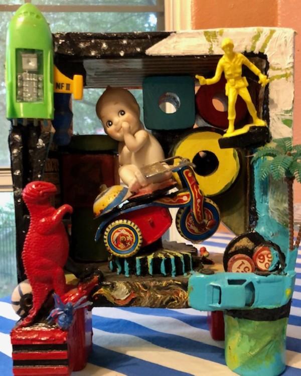 Boy in the Box by Judith Estrada Garcia